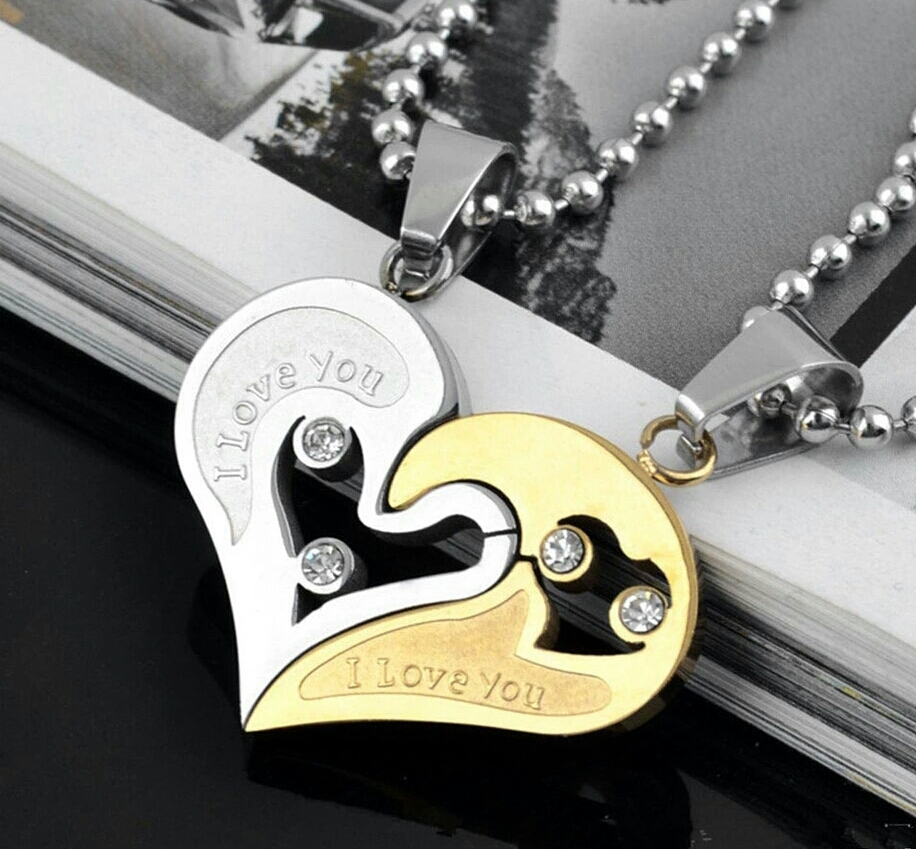 """Медальон за двама """"Любов"""" – 04"""