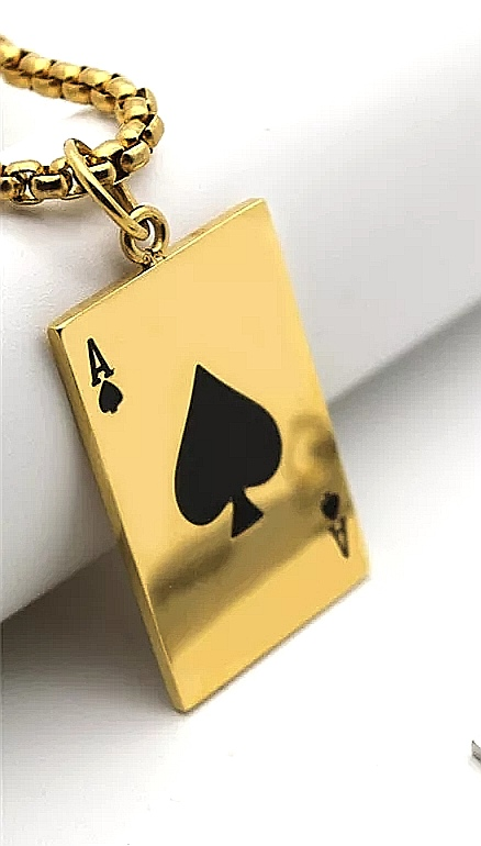 "Медальон от стомана ""Хазарт"""